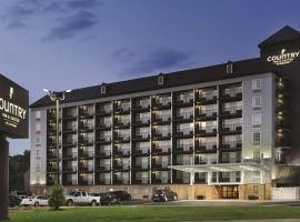 Country Inn & Suites by Radisson, Pigeon Forge South, TN, hotel v destinaci Pigeon Forge