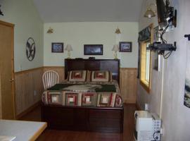 Box Canyon Cabins, hotel v destinaci Seward