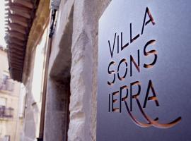 Hotel Villa Sonsierra, hotel in San Vicente de la Sonsierra
