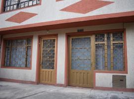 Casa Homely, bed and breakfast en Bogotá