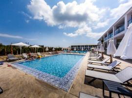 Caretta Paradise Hotel & Waterpark, hotel near Shipwreck Beach, Tragaki