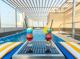 Crown Rose Hotel, hotel em Riyadh
