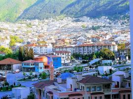 شقة مفروشة ثلاث غرف وصالون 39, accessible hotel in Bursa