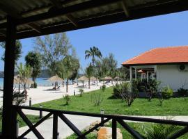 Saracen Bay Resort, resort in Koh Rong Sanloem