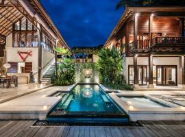 Villa Vajra, budget hotel in Ubud
