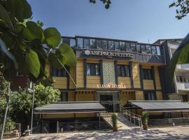 Asepsus hotel, hotel in Balıkesir