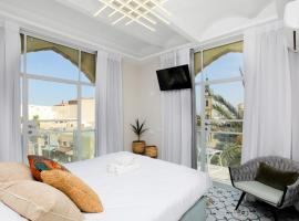 Yefet 1, מלון בתל אביב