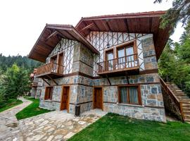 Foleya Mountain Resort Hotel & Villas, отель в Трабзоне