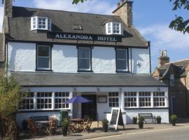 Alexandra Hotel, hotel near Aboyne Golf Club, Ballater