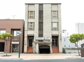 OYO Business Hotel Mitsuya Ube、宇部のホテル