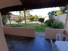Cond. Porto Venezia, self catering accommodation in Barra de São Miguel