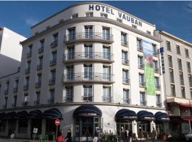 Hôtel Vauban, hôtel à Brest près de: Aéroport Brest Bretagne - BES