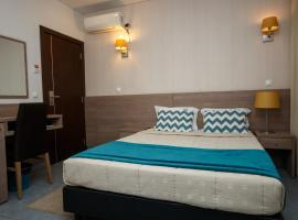 Hotel Santa Cruz, hotel near Polana shopping centre, Maputo