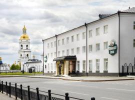 Гостиница Сибирь, отель в Тобольске