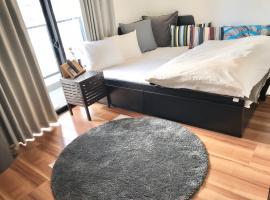 후쿠오카에 위치한 아파트 Local Hakata apartment 1103