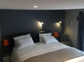 HOTEL HOVI DE LA MAIRIE, hotel near Stade de France, Aubervilliers