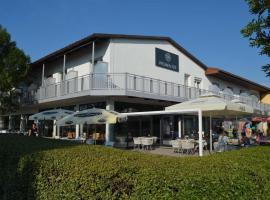 PROMENADE, hotel in Podersdorf am See