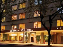 Urbana Class Hotel, hotel en Mendoza