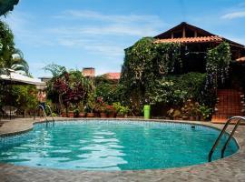 La Patarashca, hotel en Tarapoto