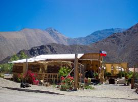 Astro Camping Experience, glamping site in Vicuña