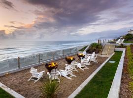 The Coho Oceanfront Lodge, hotel v destinaci Lincoln City