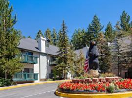 Best Western- Big Bear Chateau, hotel in Big Bear Lake
