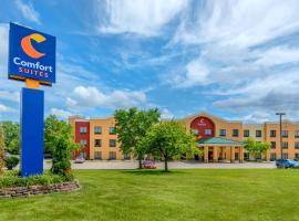 Comfort Suites near Route 66, Hotel in Springfield