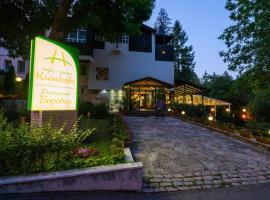 Park Hotel Kyoshkove, hotel in Shumen