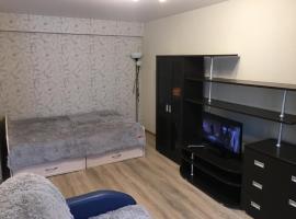 Apartment on Vokzalnoy Magistrali 5, apartment in Novosibirsk