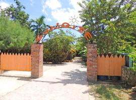 Sunrise Club Hotel, accessible hotel in Negril