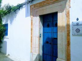 El Patio Courtyard House, B&B in Tunis