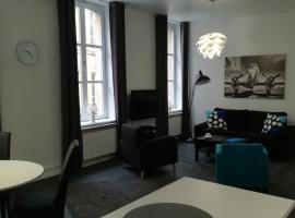 Le FOURNIRUE T2, appartement à Metz