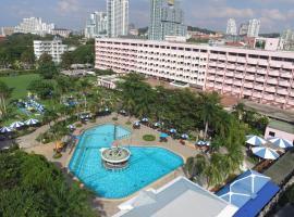 Asia Pattaya Hotel, hotel in Pattaya South