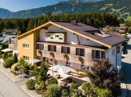 Der Winklhof, hotel in Saalfelden am Steinernen Meer
