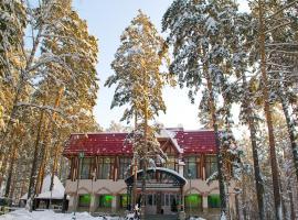 Былина Отель, отель в Бердске