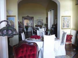 Villa Avenia, hotel with pools in Salerno