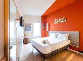 Ibis Budget Bilbao City, hotel in Bilbao