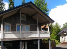 Villa Sidori, hotelli kohteessa Jämsä
