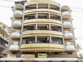 Hotel Travellers Inn, hotel in Panaji