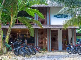 Sinag Hostel, hotel near Cloud 9 Surfing Area, General Luna