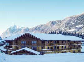 Vacancéole - Résidence Grand Massif, hôtel à Morillon