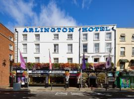 Arlington Hotel O'Connell Bridge, hotel near Grafton Street, Dublin