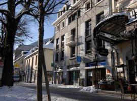 Vacancéole - Résidence Illixon, village vacances à Luchon