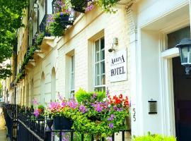 Arriva Hotel, hotel in London