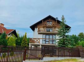 Sworny Dom, family hotel in Swornegacie
