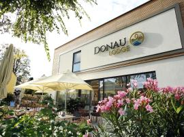 Donau Lodge, hotel in Ybbs an der Donau