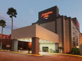 Hampton Inn Monterrey-Airport, hotel near Monterrey International Airport - MTY,