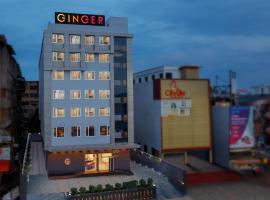 Ginger Patna, hotel in Patna
