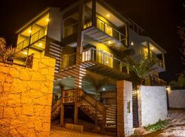 Pousada Las Piedras, hotel em Praia do Rosa
