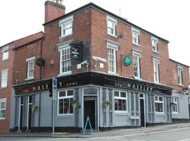 The Moseley Arms, pet-friendly hotel in Birmingham